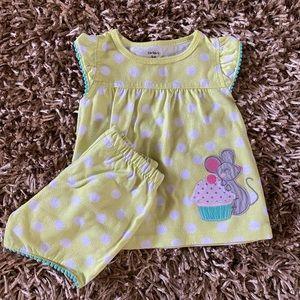Carters 24 mos Pajamas
